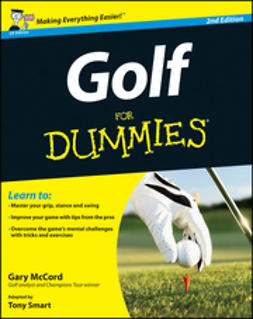 McCord, Gary - Golf For Dummies, e-kirja