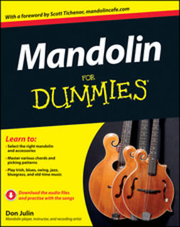 Julin, Don - Mandolin For Dummies, ebook