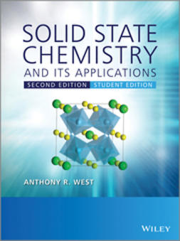 West, Anthony R. - Solid State Chemistry and its Applications, ebook