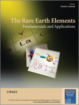Atwood, David A. - The Rare Earth Elements: Fundamentals and Applications, ebook