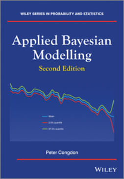 Congdon, Peter - Applied Bayesian Modelling, ebook