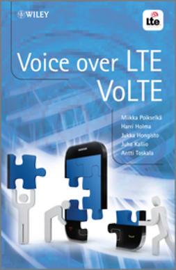 Poikselkä, Miikka - Voice over LTE (VoLTE), ebook