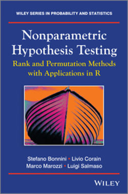 Bonnini, Stefano - Nonparametric Hypothesis Testing: Rank and Permutation Methods with Applications in R, ebook
