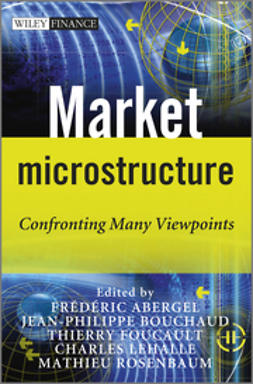 Abergel, Frédéric - Market Microstructure: Confronting Many Viewpoints, ebook