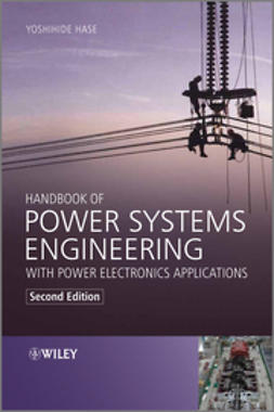 Hase, Yoshihide - Handbook of Power Systems Engineering with Power Electronics Applications, ebook