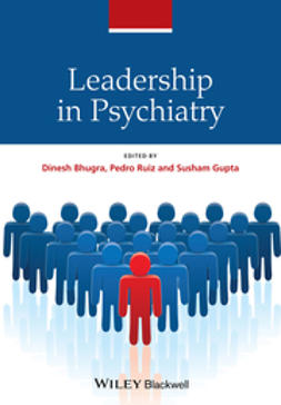 Bhugra, Dinesh - Leadership in Psychiatry, e-bok