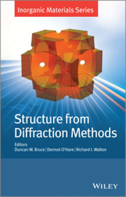 Bruce, Duncan W. - Structure from Diffraction Methods: Inorganic Materials Series, ebook