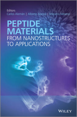 Aleman, Carlos - Peptide Materials: From Nanostuctures to Applications, e-bok