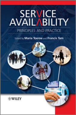 Toeroe, Maria - Service Availability: Principles and Practice, ebook