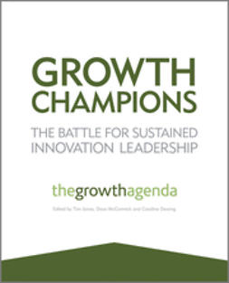 - Growth Champions: The Battle for Sustained Innovation Leadership, ebook