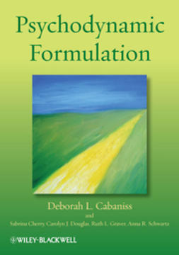 Cabaniss, Deborah L. - Psychodynamic Formulation, ebook