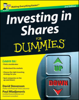 Stevenson, David - Investing in Shares For Dummies, ebook