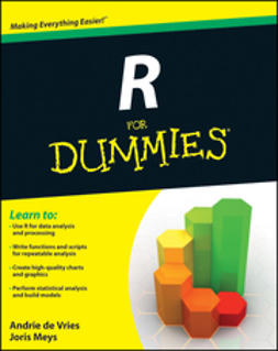 Meys, Joris - R For Dummies, ebook