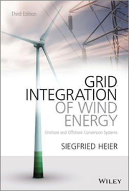 Heier, Siegfried - Grid Integration of Wind Energy, ebook