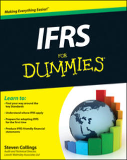 Collings, Steven - IFRS For Dummies, e-bok
