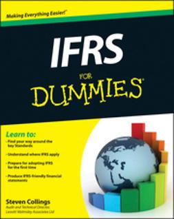Collings, Steven - IFRS For Dummies, e-kirja