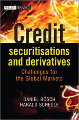 R?sch, Daniel - Credit Securitisations and Derivatives: Challenges for the Global Markets, ebook