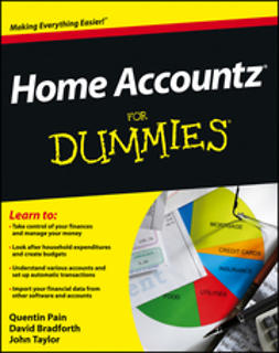 Pain, Quentin - Home Accountz For Dummies, ebook