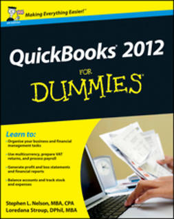 Nelson, Stephen L. - QuickBooks 2012 For Dummies, ebook