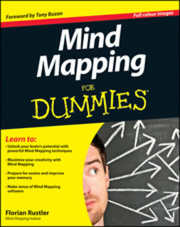 Rustler, Florian - Mind Mapping For Dummies, e-kirja