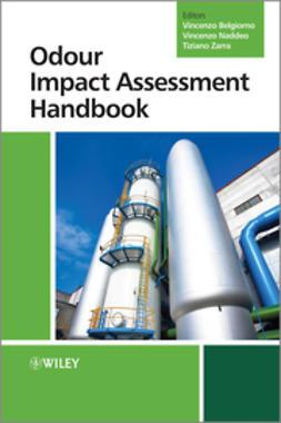 Belgiorno, Vincenzo - Odour Impact Assessment Handbook, ebook