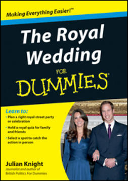 Knight, Julian - The Royal Wedding For Dummies, e-kirja