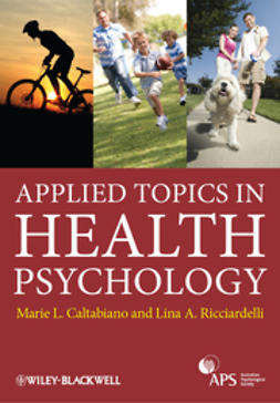 Caltabiano, Marie Louise - Applied Topics in Health Psychology, e-kirja