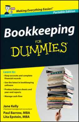 Kelly, Jane - Bookkeeping For Dummies<sup>&#174;</sup>, UK Edition, ebook