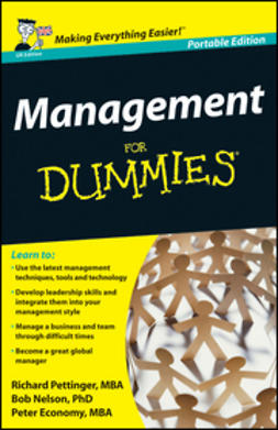 Pettinger, Richard - Management For Dummies<sup>&#174;</sup>, UK Edition, ebook