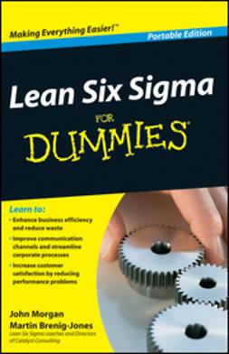 Morgan, John A. - Lean Six Sigma For Dummies<sup>&#174;</sup>, ebook