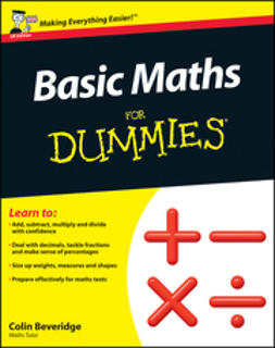 Beveridge, Colin - Basic Maths For Dummies, ebook