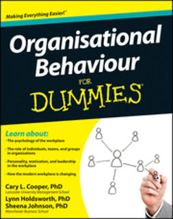 Cooper, Cary L. - Organisational Behaviour For Dummies, ebook