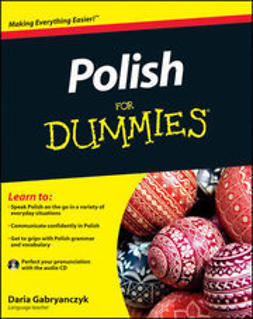 Gabryanczyk, Daria - Polish For Dummies, e-bok