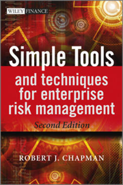 Chapman, Robert J. - Simple Tools and Techniques for Enterprise Risk Management, ebook