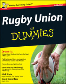 Cain, Nick - Rugby Union For Dummies, e-bok