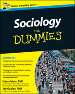 Meer, Nasar - Sociology For Dummies<sup>&#174;</sup>, ebook