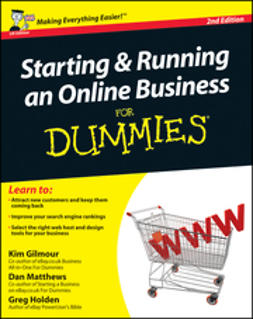 Gilmour, Kim - Starting and Running an Online Business For Dummies, ebook