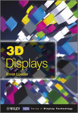 Lueder, Ernst - 3D Displays, ebook