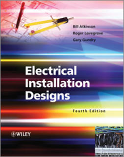 Atkinson, Bill - Electrical Installation Designs, ebook
