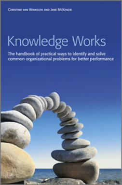 Winkelen, Christine van - Knowledge Works: The Handbook of Practical Ways to Identify and Solve Common Organizational Problems for Better Performance, ebook