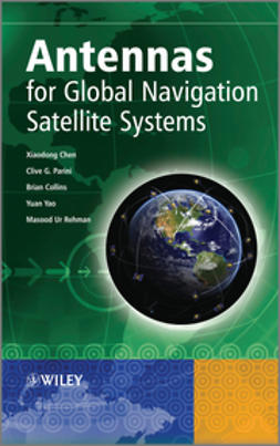 Chen, Xiaodong - Antennas for Global Navigation Satellite Systems, e-kirja