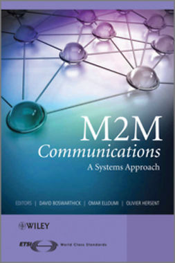 Boswarthick, David - M2M Communications: A Systems Approach, ebook