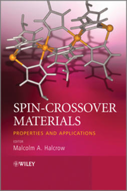Halcrow, Malcolm A. - Spin-Crossover Materials: Properties and Applications, ebook