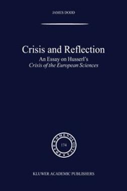 Dodd, James - Crisis and Reflection, ebook