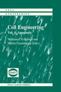 Al-Rubeai, Mohamed - Cell Engineering, ebook
