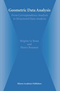 Rouanet, Henry - Geometric Data Analysis, ebook
