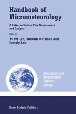 Law, Beverly - Handbook of Micrometeorology, ebook