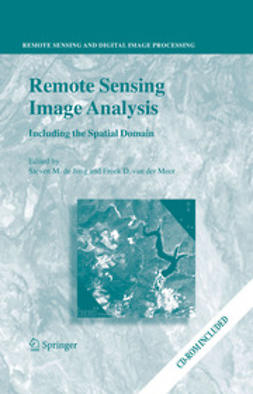 Jong, Steven M. De - Remote Sensing Image Analysis: Including The Spatial Domain, ebook