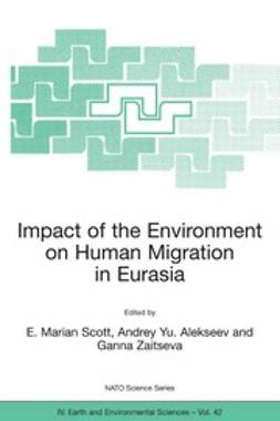 Alekseev, Andrey Yu. - Impact of the Environment on Human Migration in Eurasia, ebook