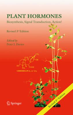 Davies, Peter J. - Plant Hormones, ebook